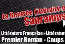 Littérature - Dossiers et mises en avant Sauramps / Des sélections et dossiers thématiques pour vous, par vos libraires Sauramps