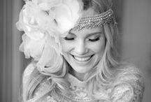 Flores no Cabelo / Flowers in Hair Wedding