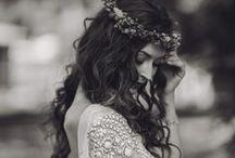 Cabelos soltos / Hair Style Wedding