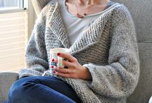 *Knitting clothes* / All nice clothes I would love to make!