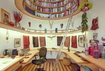 Book Nooks and Dreams for Future / Things i want in my future house/life.