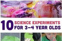 Science at School / esperimenti scientifici a scuola
