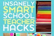 Teacher Hacks / trucchetti per insegnanti...senza stress!