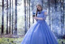 Fairytales & Märchenhaftes / Moodboard for fairytale-photoshoots and European fairyideas...