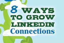 LinkedIn / If you run a business you need to be on LinkedIn. It is a good way to grow a professional following.