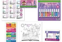 """Progeny's Potions / """"Progeny's Potions"""" are fun, fairy tale"""" themed products which address a variety of common items associated with children 3 months to 12 years of age. With recipes developed by a Certified Aromatherapist, you can provide safe rollerball blends designed with specific recipes adapted for: 3-24 months, 2-6 years and 6-12 years. Recipes listed all fall within the safe 0.5 - 2% dilution ratios as recommended by top Certified Aromatherapists throughout the world. #progenyspotions"""