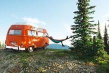 Adventure Vehicles / Time to hit the road and explore