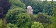 Englische Gärten und Parks / Entdecke die Schönheit der englischen Gärten und Parks.
