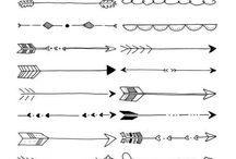 Handlettering Sien / Leuke handlettering ideeën