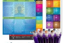 """Chakras, Crystals & Essential Oils / Kara Hanks (Doctorate in Natural Health, Registered Nurse, Shamanic Healer and Spiritual Master) developed all the information for the """"Chakras, Crystals and Essential Oils"""" tear sheet. An often unknown and misunderstood modality, Kara breaks down into simple terms how all these modalities work with energy to form a powerful trio!"""
