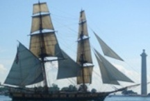 Tall & Great. Ships & Lakes / Majestic Tall Ships on the amazing Great Lakes.
