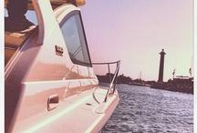 Floating Along... / Boating