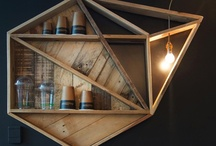 Interior Design Ideas / All these ideas and so little time to realise them;)