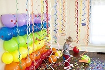 Kidsss Parties.  / by Aaron Winch