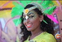 Scotiabank Caribbean Carnival Toronto / Esther Phills of CCM at Toronto's Nathan Philips Square at the kickoff of Scotiabank's Caribbean Carnival. #scotiabankcarnival #caribbeancarnivaltoronto #caribbeancarnival