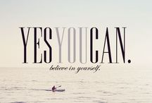 I can do this ..