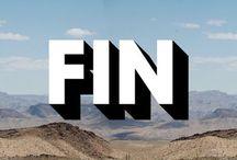 Graphic Design - Typefaces