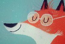 Fantastic Mr. Fox and astonishing Mr. Moose