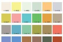 summer 14 colours / Menswear S14 Colour inspiration
