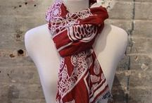 Sportin' Styles / Our collection of team-branded viscose fashion scarves brought to us by Sportin' Styles.