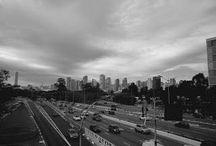 São Paulo / Paysages Urbains