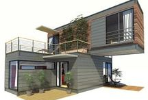 ARCHITECTURE: CONTAINER / TINY HOME