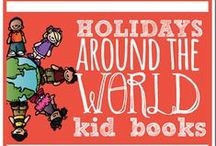 A World of Xmas Books / Collections of books and activities for Christmas and holidays from around the world