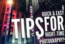 Photography Tips / All the useful info to up your photography skills!