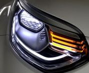 CARS: HEADLIGHTS & LAMPS