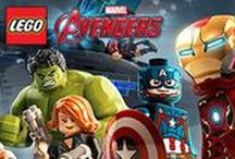 LEGO Games / All your favourite LEGO games in one place !