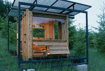 Trailers, caravans, camper, Tiny houses