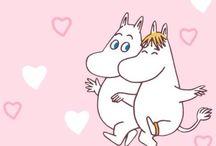 ❤️ Moomin ❤️