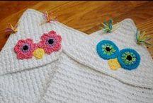 Crochet baby misc.