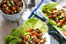 Paleo Recipes / Meat, Vegetables and Fruit Recipes.  / by Melissa G