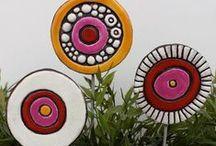 Garden Mosaics & Ideas