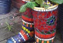 Mosaic Substrate ideas