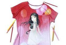 bajkowa kolekcja / fairytale collection / Dla wszystkich, którzy z deszczem zdejmują buty i skaczą boso po kałuży