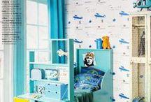 pokój chłopca | boys room