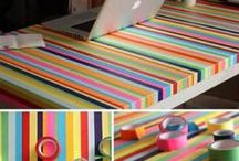 washi tape ideas /