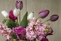 Gardening and flowers / Få ideer pg inspiration til haver.