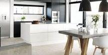Design køkkener / Inspiration til dit nye designkøkken