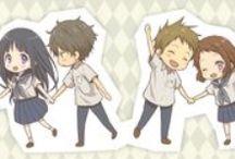 Hyouka / I love Hyouka!!!!!!!!!!!