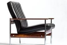 Furniture - design / Design furniture mid-century modern - scandinavian design - norwegian design - design icons - modern classics