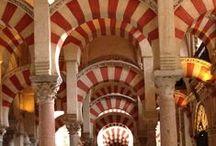 Andalusia / Tegninger og Skitser fra Andalusia, Spanien