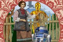 Star Wars / Star Wars meets Slavs