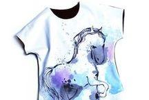 Appaloosa / Malowane ręcznie konie