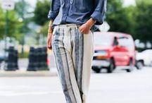 ✘ STREET STYLE PANTS