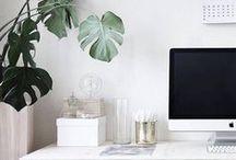 |Office corner |