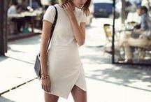 ✘ STREET STYLE DRESSES