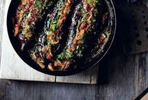 Aubergine maddness / Recipes starring the ever so lovely eggplant.